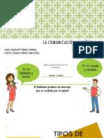 Presentación_La Comunicación Lingüística y sus funciones