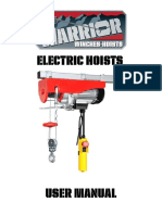 Warrior+Electric+Hoist+Manual