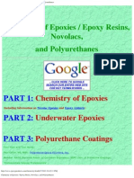 Chemistry of Epoxies _ Epoxy Resin, Novolacs, And Polyurethanes