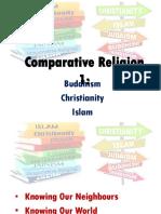 Comparative Religion 1
