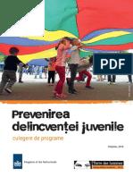 Prevenirea Delincvenței Juvenile