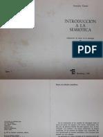Introducción a La Semiótica - Francesco Casetti (Completo)
