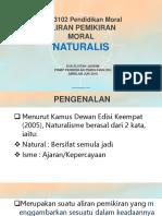 Aliran Naturalis