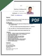 My CV