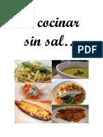 A Cocinar Sin Sal