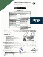 Acta 12/2017 Comité Autonómico de Seguridad y Salud Laboral Tragsa UT 2 CV