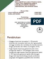 Ppt Hipertensi Dan Asma Dalam Kehamilan Dr Daliman Sp Og k