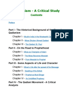 Qadianism-A Critical Study - Shayan289