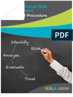 QA Org Risk Management
