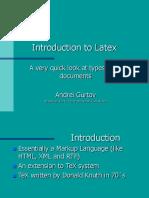 Latex Intro (1)