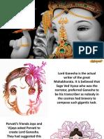 Ganesha Fun Facts