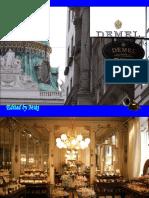 Demel Pastry,Vienna m
