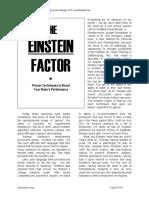The Einstein Factor.pdf