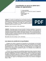 Evaluation of Mycorhization (French)
