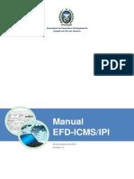 Manual EFD