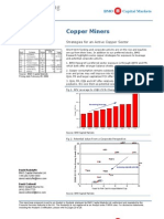 BMO Copper Miners - Strategies for an Active Copper Sector