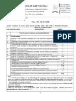 Fisa Evaluare Detasare Cerere Consurs Specific 2010
