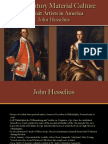 Portrait Artists - Hesselius, J.