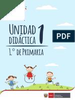 Educacion Fisica 1ro Primaria