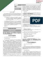 Aprueban Manual de Diagnóstico Físico Legal del Proceso de Formalización de Predios Rurales