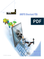 FEA for Composites Ansys