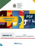 Generalidades de La Informatica