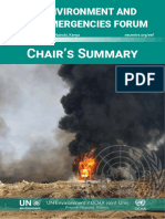 Chair's Summary Final Small