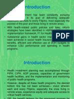 The Aquino Health Agenda