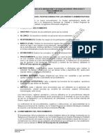 ISPGC 04 Para Elaboracion y Actualización de Procedimientos