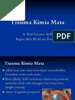 Trauma Kimia Mata 02012018