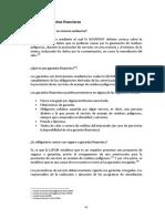 Nº 15. Seguros y Garantías Financieras (5)