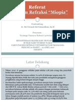 Referat Miopia - Trymega