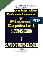 Teoría de Láminas y Placas, Capítulo 1 (Facsímil)
