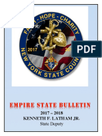 Empire State Bulletin - January 2018