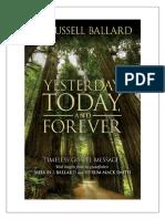 M. Russell Ballard - Ayer Hoy y Siempre