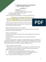 Process Control EI2352 Nov'17