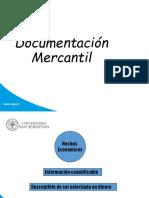 Documentos Mercantiles USS 2016