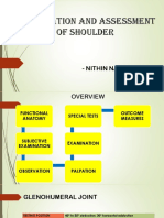 Assessment of Shoulder
