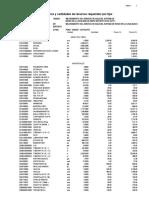 Insumos Excel