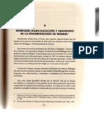 Heidegger, radicalización y abandono de la fenomenología de Husserl.pdf