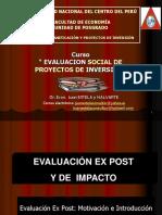 Modulo IV Evaluacion Ex Post