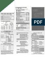 CBR - Aide-mémoire Des Ciments Et Betons - Beton Specificaties