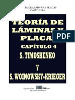 Teoría de Láminas y Placas, Capítulo 4 (Facsímil)