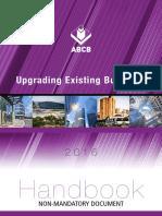 Handbook Upgrading Existing Buildings