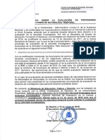 Nota Informativa Doctores Contratados