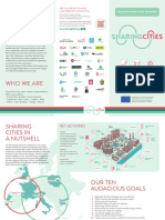 Sharing Cities Leaflet