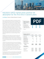 Houston Office Market Report | Q4 2017