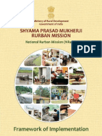 Rurban Mission Guidelines