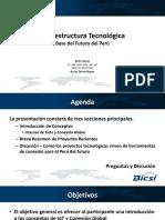 II Congreso Bicsi Cala Peru 2017. Ponencia Bicsi Usa Marzo 2017