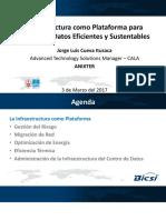 II Congreso Bicsi Cala Peru 2017. Ponencia Anixter